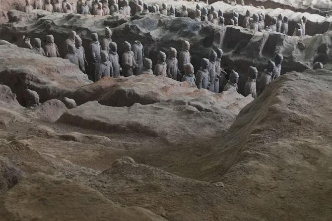 Afternoon Tour to Terracotta Warriors Museum photo 7