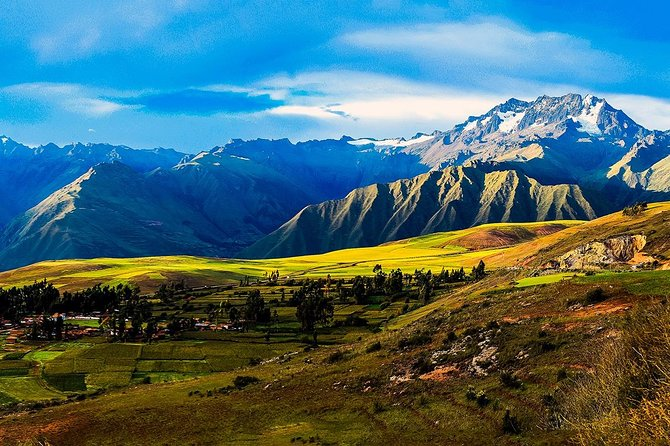 Airport Pick Up & Transfer to the Sacred Valley - vice versa