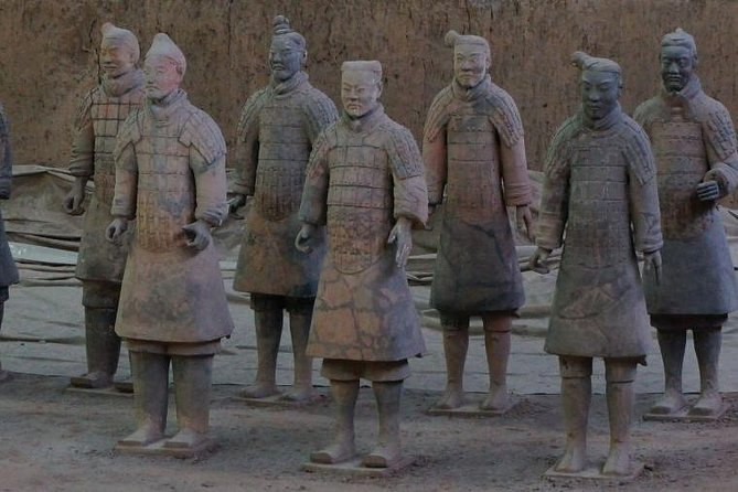 Afternoon Tour to Terracotta Warriors Museum photo 6
