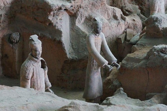 Afternoon Tour to Terracotta Warriors Museum photo 2