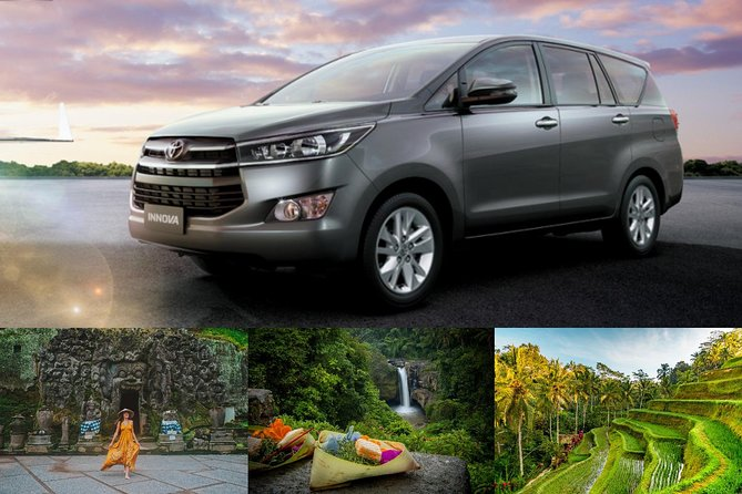 Private Bali Car Hire with Chauffeur