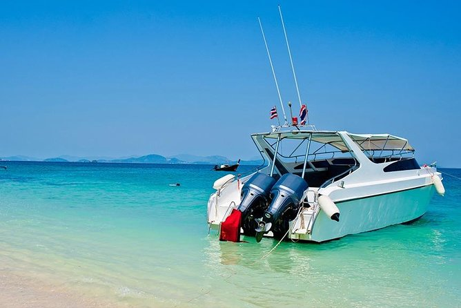 Private Phi Phi Islands Customized Tours