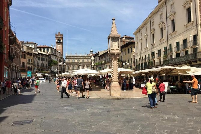 TRANSFER TOUR Florence to Venice with a stop in Verona