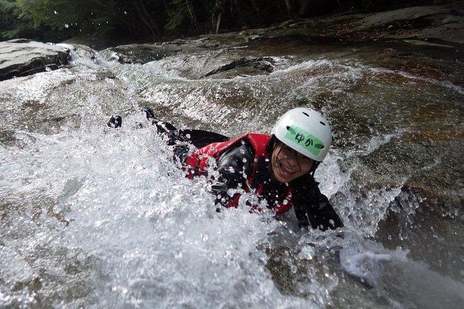 Nametoko Gorge Canyoning Tour