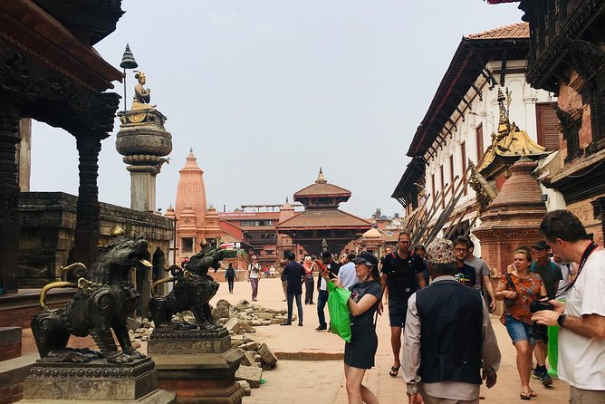 Kathmandu Sightseeing Tour with car and Driver