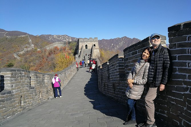 Layover Private Tour To Mutianyu Great Wall