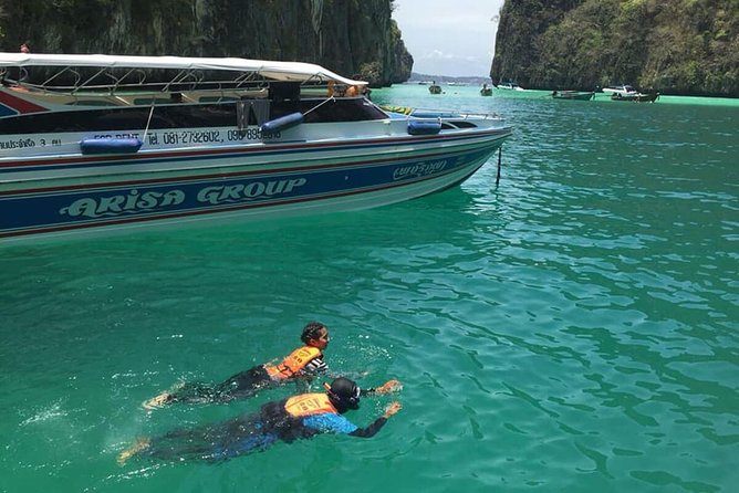 Phi Phi Khai Maiton Speed Boat photo 10