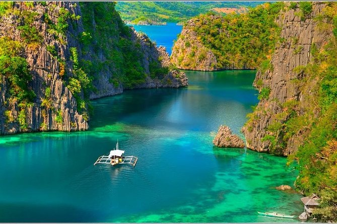 4 Days Coron Palawan Adventure Multi Day Tour