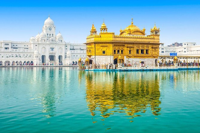 Golden Temple (Amritsar) with Wagah Border Tour from Delhi