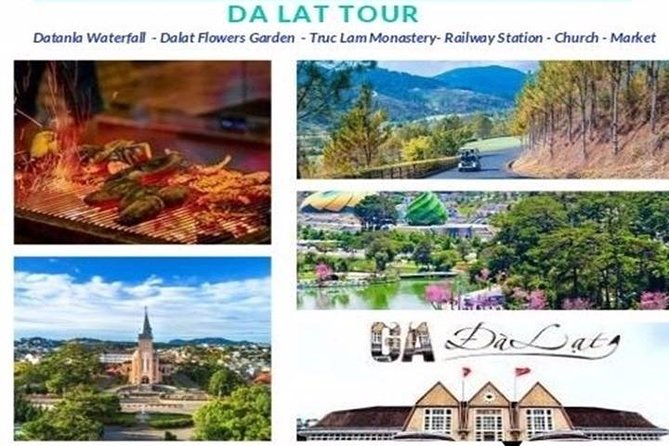 Private Da Lat city excursion (starting at Nha Trang city central) photo 1