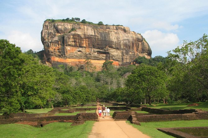 Day Tour To Sigiriya Rock Fortress and Dambulla Cave Temple from Trincomalee. photo 6