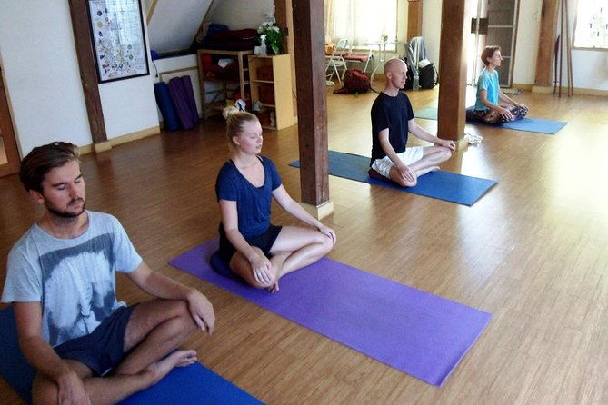 5 Day Yoga Beginners Chiang Mai Thailand