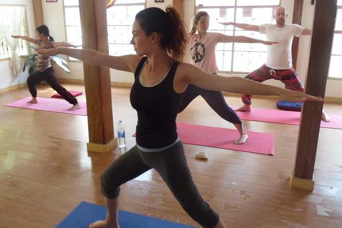 Learn Yoga in Chiang Mai