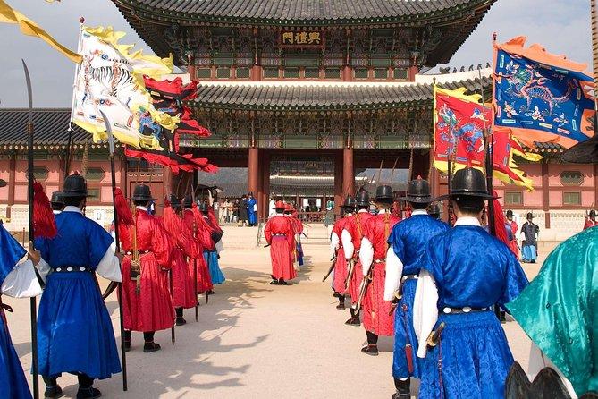 Seoul Half Day Walking Tour