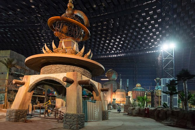 IMG Worlds of Adventure With Free Private 2 way Transfer From Dubai