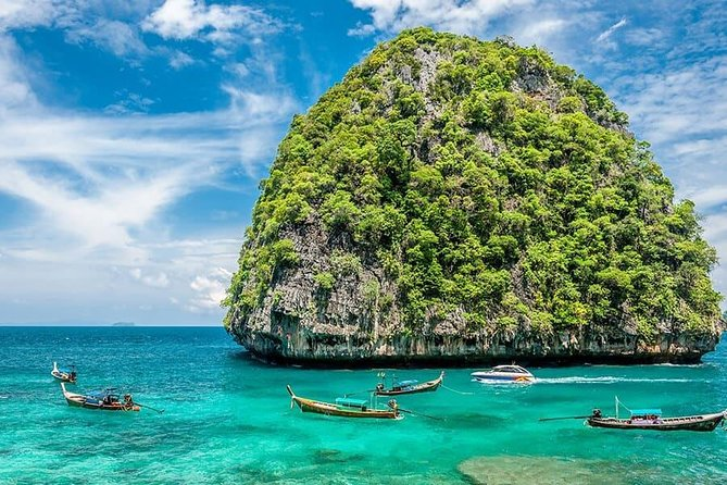 Phi Phi Green & Khai Islands