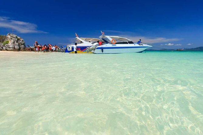 Phi Phi Half Day with Lunch Tour By Speed Boat Tour