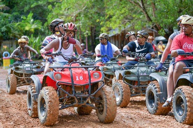 ATV Bike 1 hr + Flying Hanuman 42 plateform