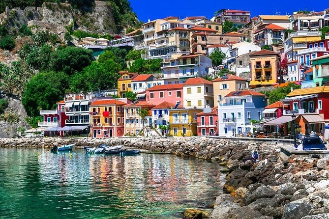 Parga Private Tour from Corfu