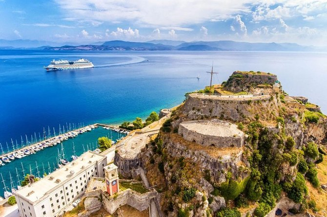 Royalty Half Day Corfu Private Tour