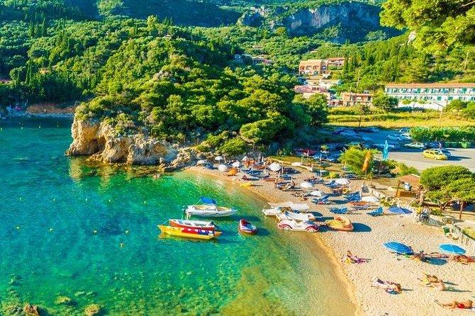 Palaiokastritsa – Corfu Town Private Tour