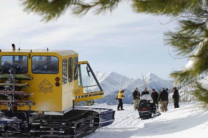 7 days Snow cat skiing in Kyrgyzstan