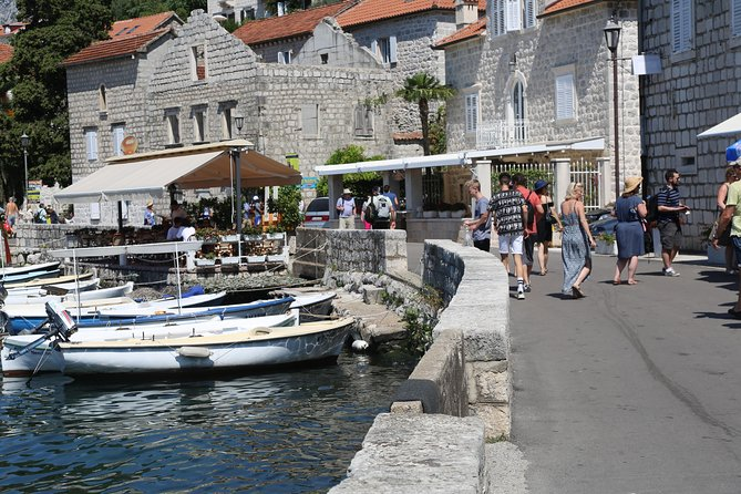 Private Boat Tour Kotor - Lady Of The Rocks - Perast 2hr