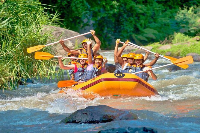 Private Water Rafting 5 km Tour & ATV 1 hour - Real Adventure