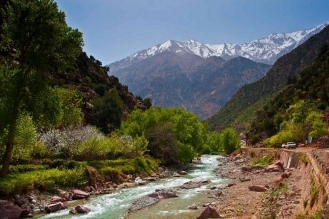 1 Day Ourika valley Excursion - Private