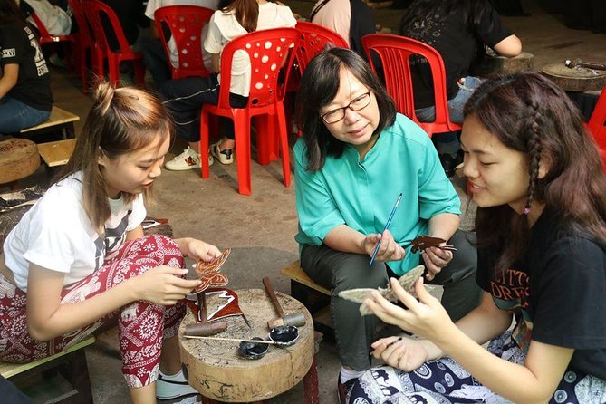 Apreciate Khmer Culture: Art of Leather Puppet Making photo 1