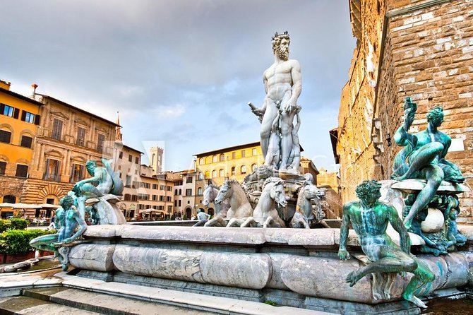 Shore Excursion from Livorno: Pisa and Florence Private Tour