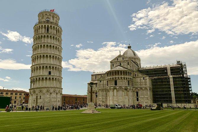 Shore Excursion To Pisa From La Spezia