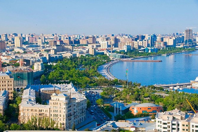 MYSTERIOUS TALES of OLD CITY (Baku city excursion)