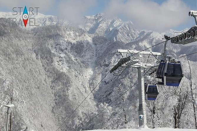 Gabala city 1 day ski tour