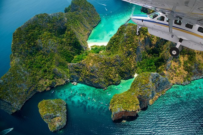 Air Marvel at the mystery of the Phi Phi Islands (Maya Bay) photo 1
