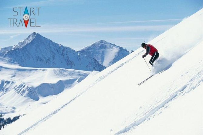 Gabala city 1 day ski tour