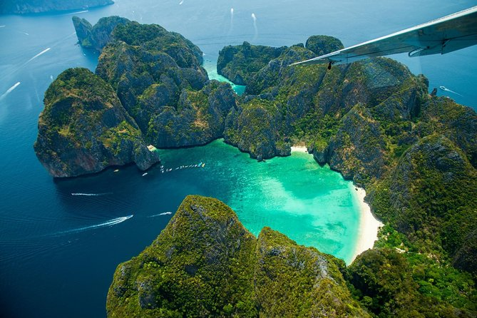 Air Marvel at the mystery of the Phi Phi Islands (Maya Bay) photo 9