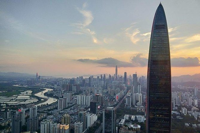Private Guided Half-Day Shenzhen City Tour
