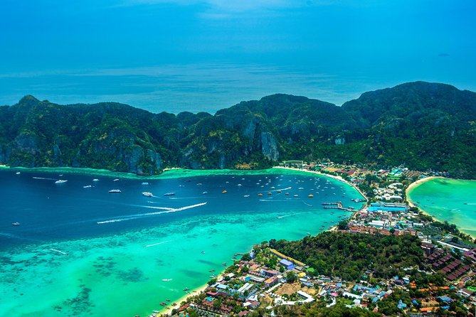 Air Marvel at the mystery of the Phi Phi Islands (Maya Bay) photo 4