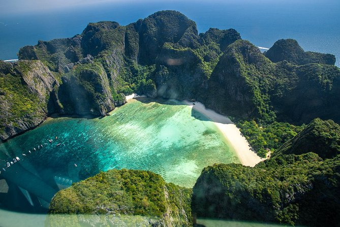 Air Marvel at the mystery of the Phi Phi Islands (Maya Bay) photo 6