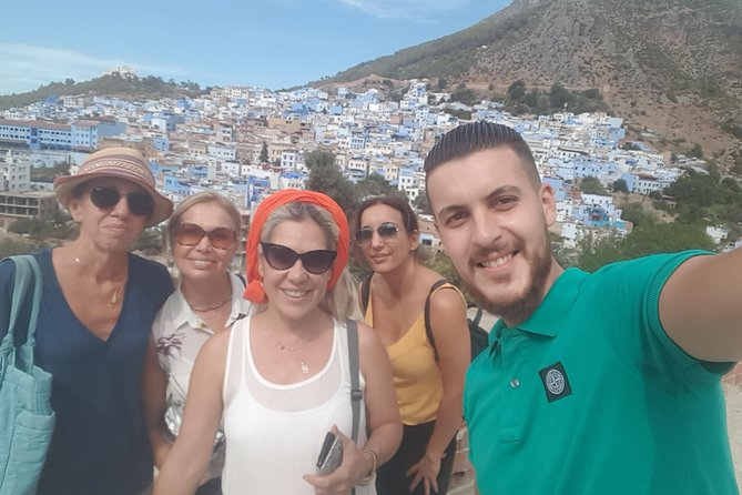 full day trip to chefchaouen from Tangier
