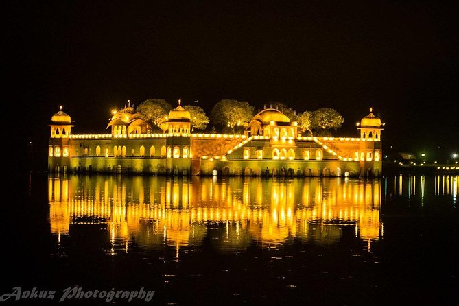 Private Night Tour of Jaipur by Car