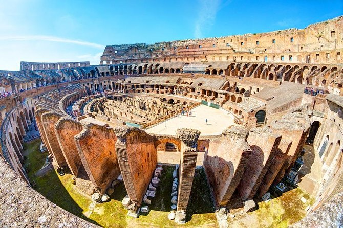 Colosseum, Ancient Rome, Underground Catacombs guided tour, Tickets & Transfer photo 23