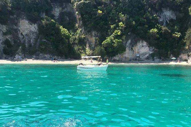 Blue Lagoon & Sivota Cruise from Corfu Island