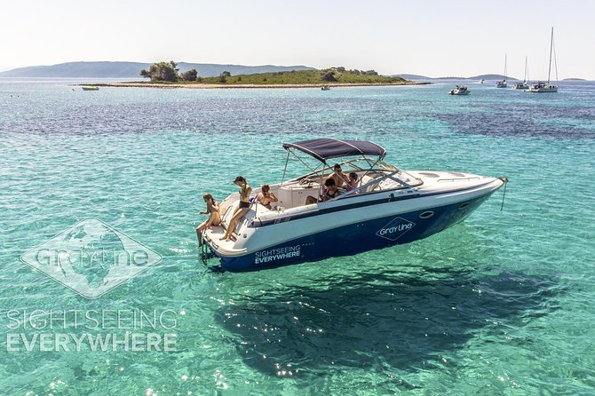 Private Blue Lagoon tour with Cobalt 30