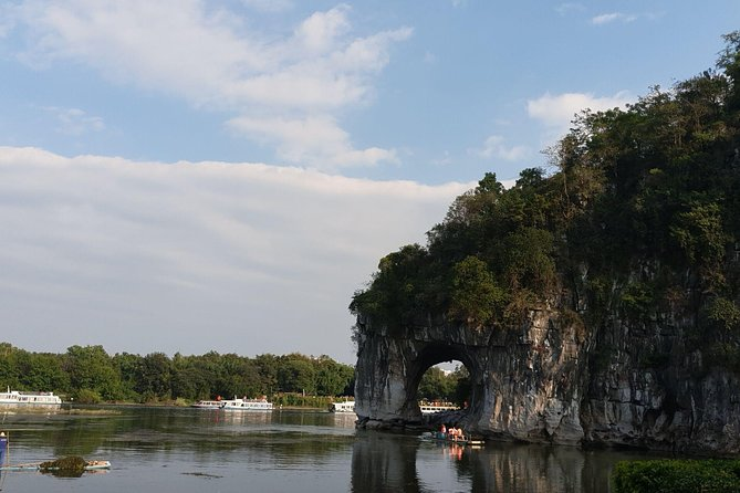 Half-Day Guilin City Tour: Reed Flute Cave and Elephant hill
