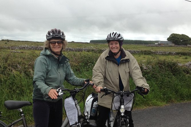 Private Guided Electric Bike Tour of the Burren