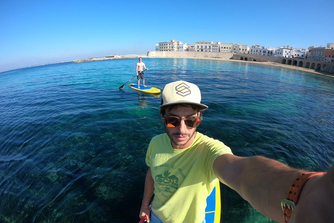Stand Up Paddling Tour in Gallipoli