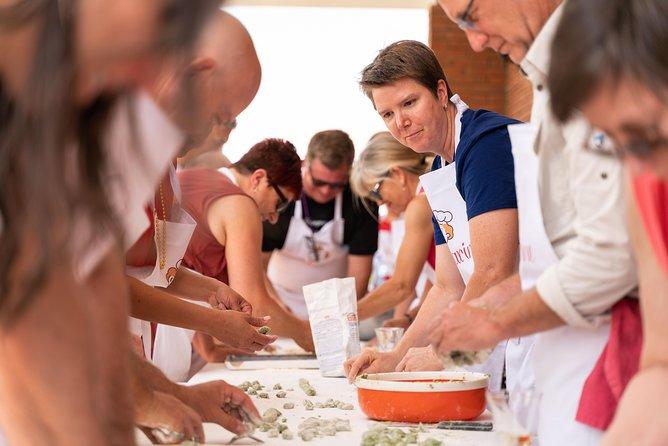 Share your Pasta Love: Small group Pasta and Tiramisu class in Varenna