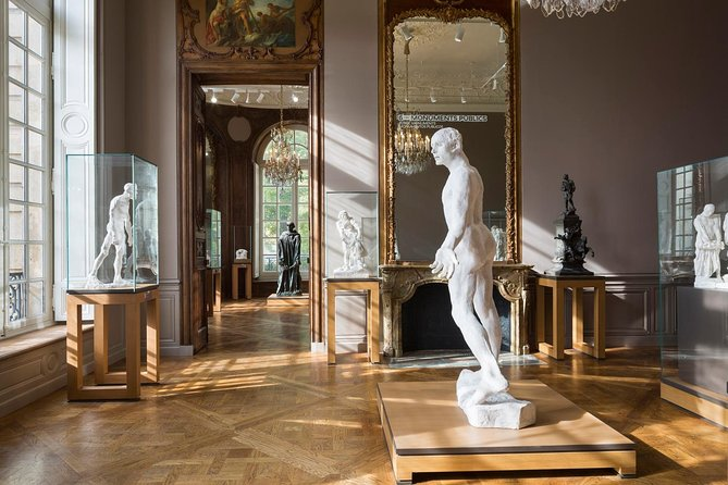 Monet & Rodin Skip the line Private Tour with a Local Expert Guide